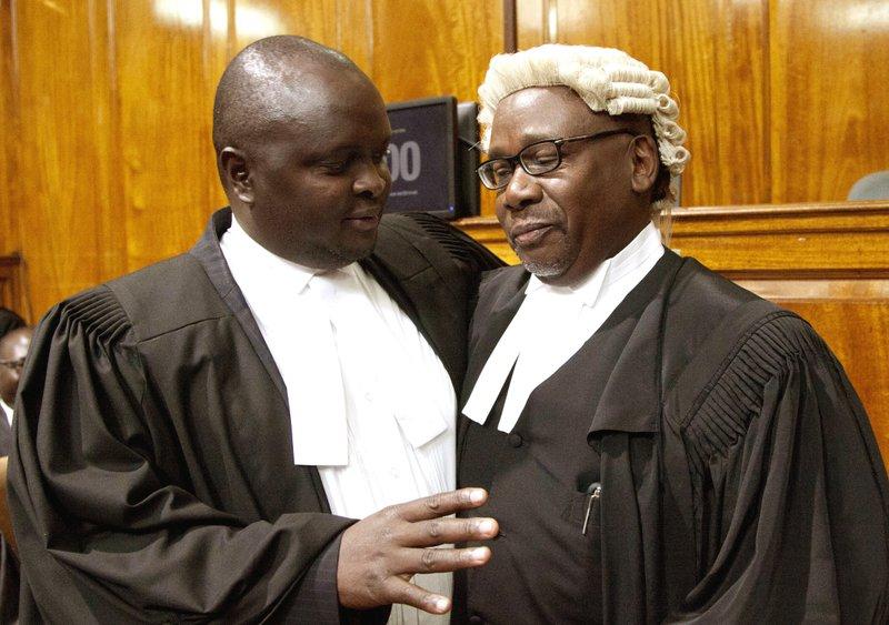 Githu Muigai, Benjamin Musyoki