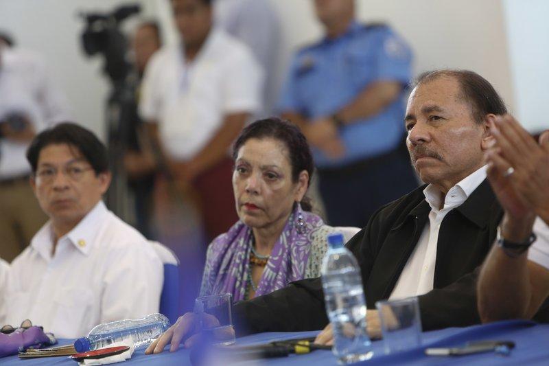 Rosario Murillo, Daniel Ortega