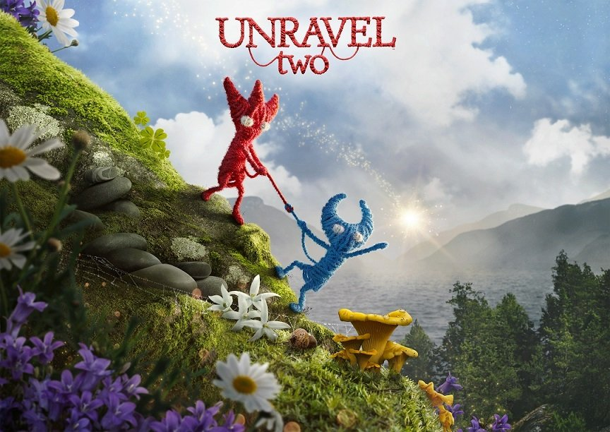 EA and Coldwood Unveil and Launch Unravel Two, a Lighthearted Single Player and Co-Op Puzzle Platform Game, Now Available Worldwide