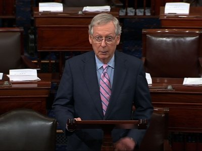 McConnell: Senate SCOTUS Vote This Fall