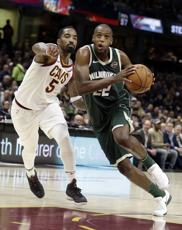 JR Smith, Khris Middleton