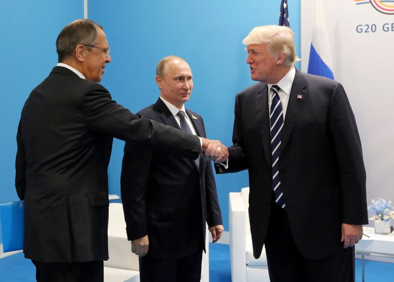 Image result for PHOTOS OF TRUMP AND PUTIN
