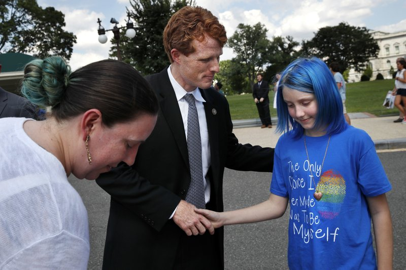 Joe Kennedy, Blue, Jess Girven