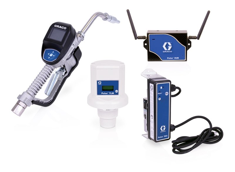Graco Introduces Pulse Fluid Management System