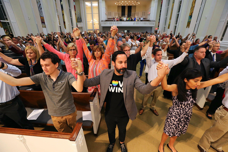 Religious conservatives attempt balance in Orlando response