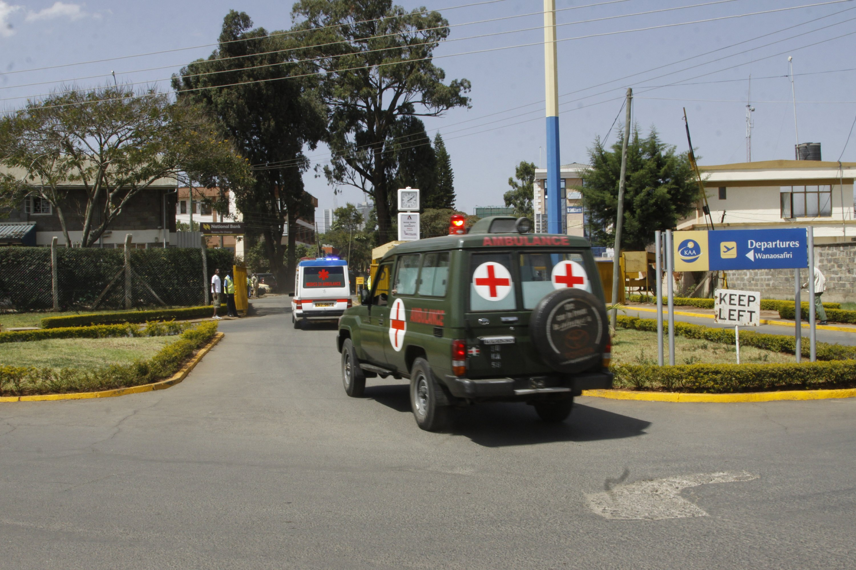 Al-Shabab, Kenya claim dozens of deaths in Somalia attack