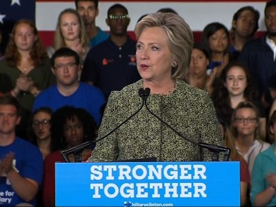 Clinton: Weekend Attacks a 'Sobering Reminder'