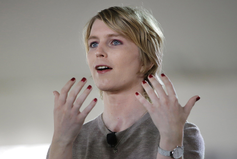 Chelsea Manning confirms US Senate run