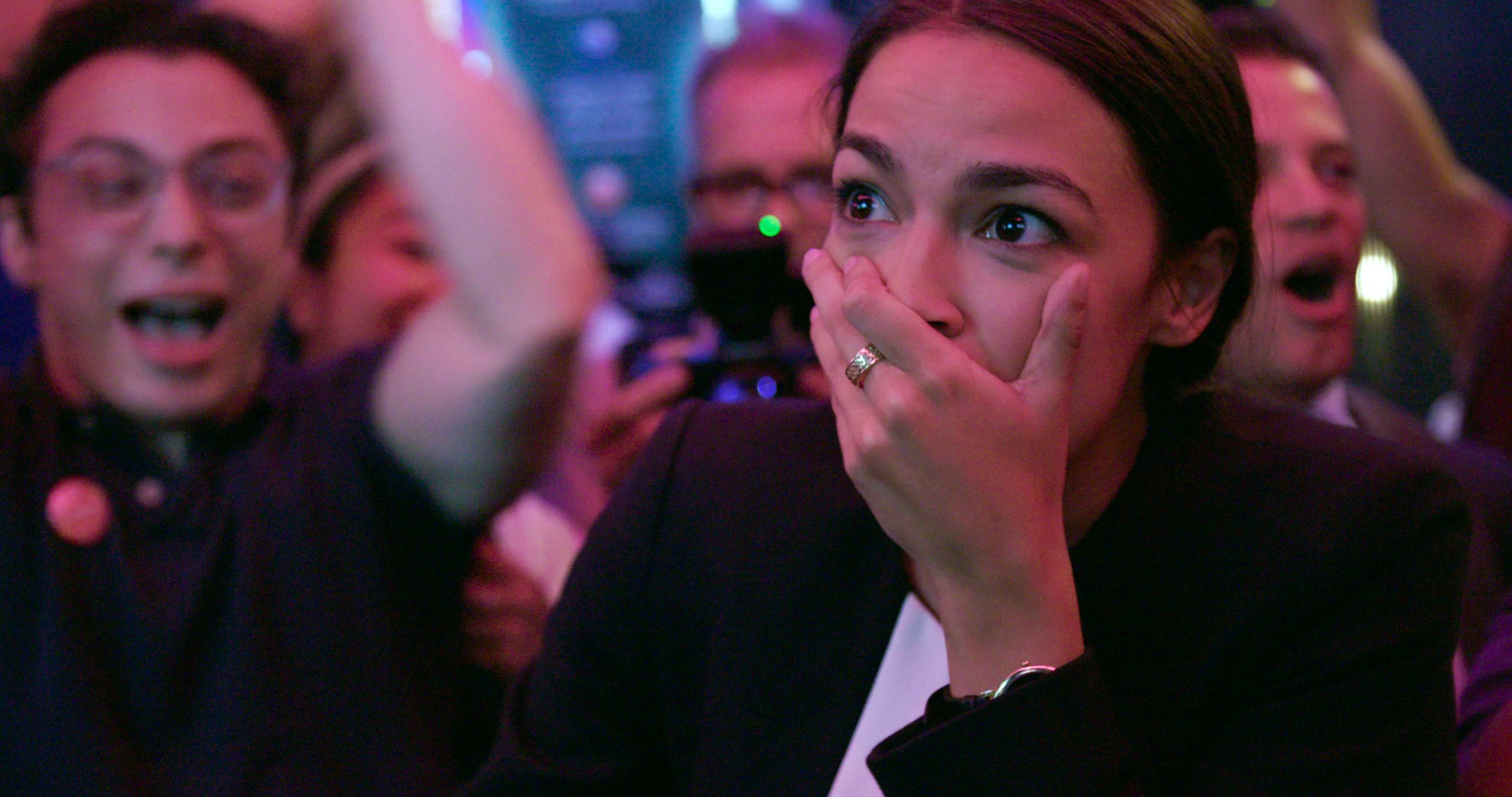 In 'Knock Down the House,' the rise of an AOC-led storm