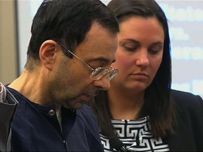 Nassar: Victims' Words 'Shaken Me to My Core'