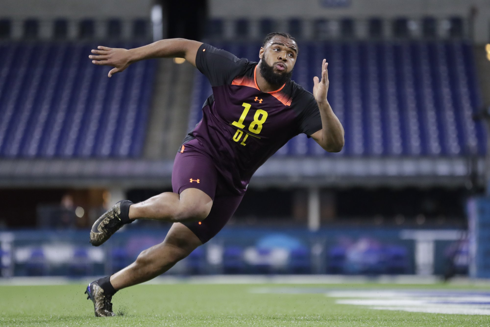 Rams ponder options for first 1st-round pick of McVay era