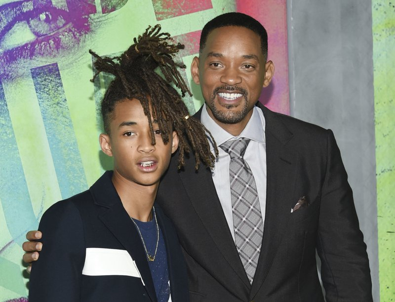 Jaden Smith and his father Net worth