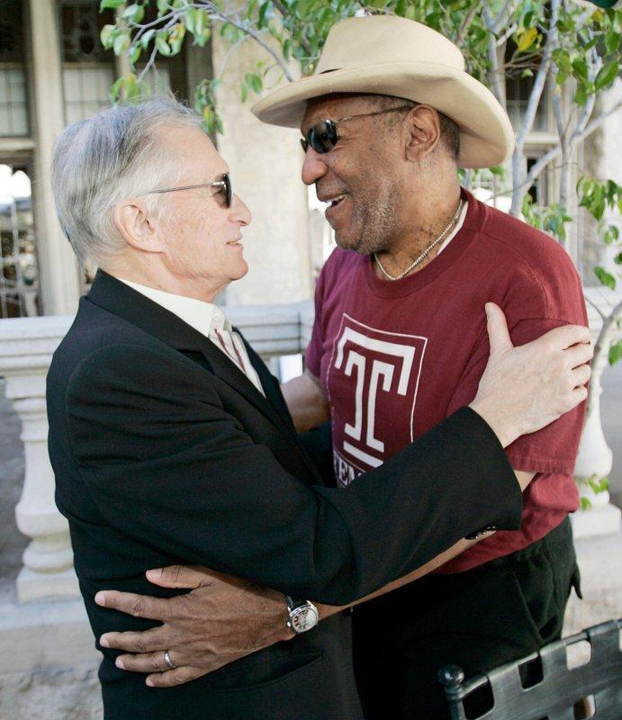 Bill Cosby, Hugh Hefner