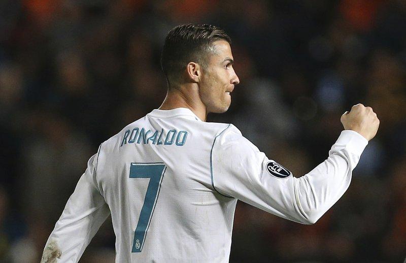 Cristiano Ronaldo, Karim Benzema