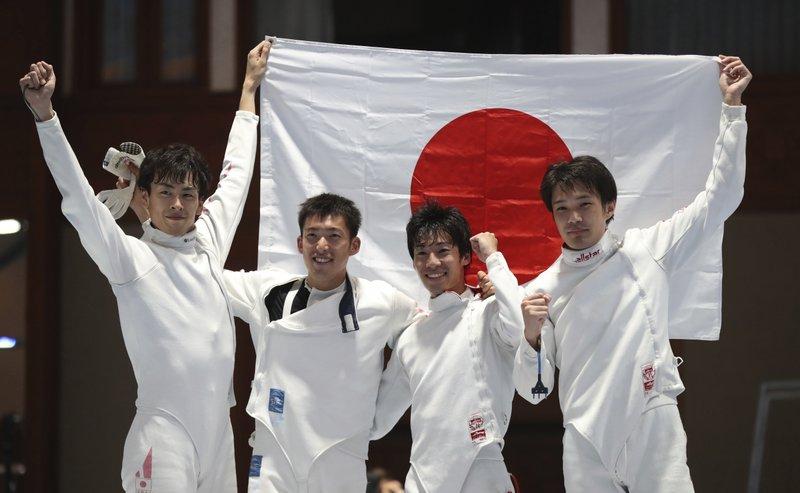 Satoru Uyama, Kazuyasu Minobe, Koki Kano, Masaru Yamada