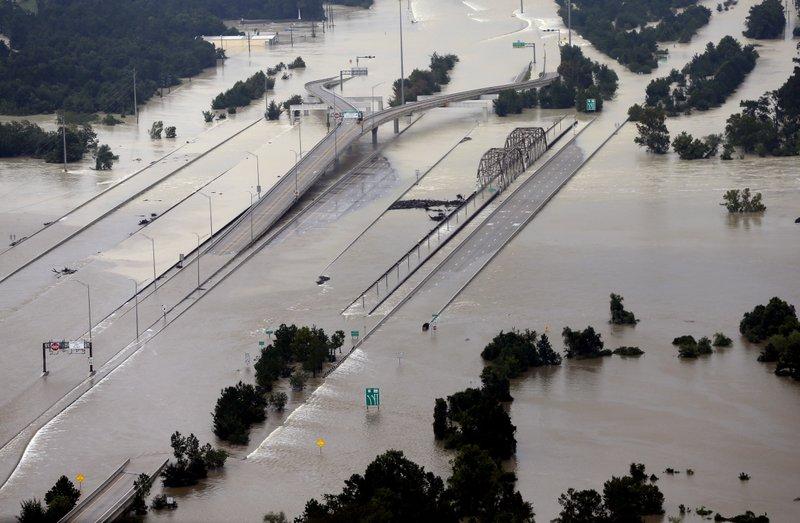 I-69 San Jacinto River