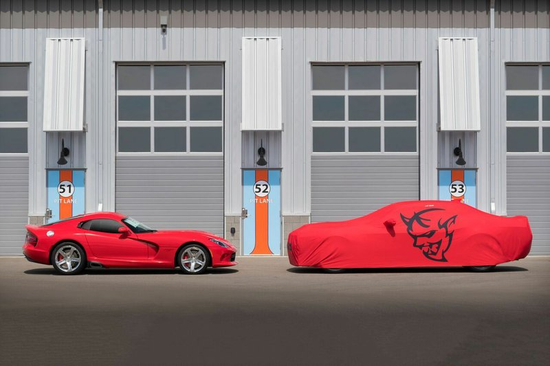 """Dodge's """"Ultimate Last Chance"""" Charity Sale Highlights Five Charity Cars at Barrett-Jackson's 3rd Annual Auction at Mohegan Sun"""