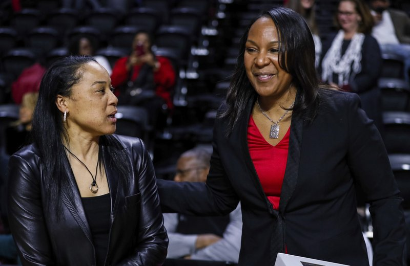 Dawn Staley, Tnya Cardoza