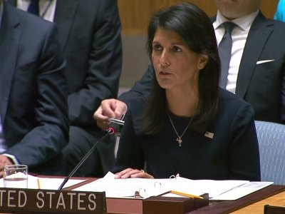 UN Diplomats Speak Against NKorean Actions