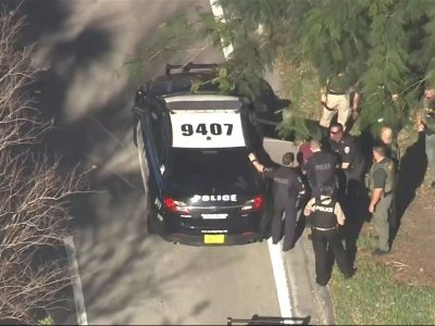 Authorities: Fla. High School Shooter in Custody