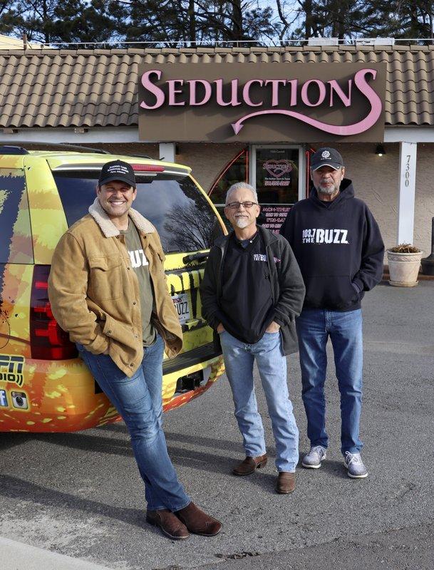David Bazzel, Roger Scott, Tommy Smith