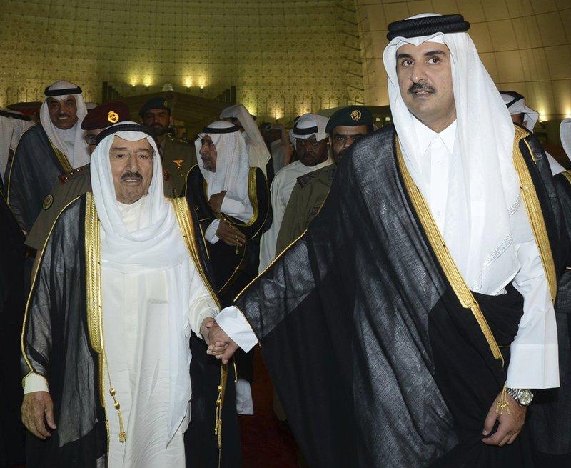 Arab neighbors give Qatar list of demands