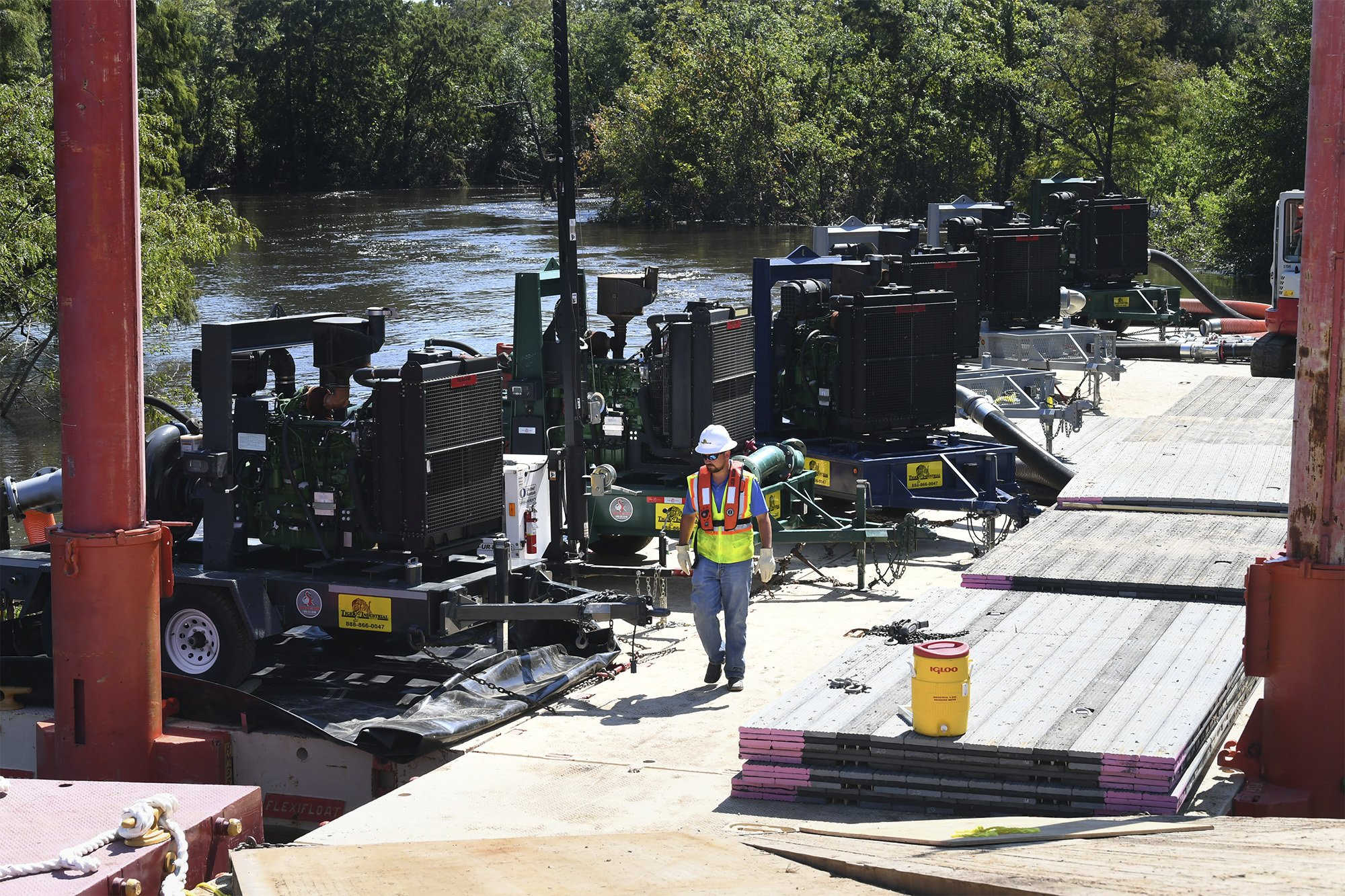 Beaumont may change water system after Hurricane Harvey