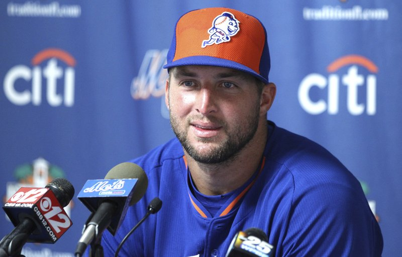 Mets Sending Tebow To Arizona Fall League For Top Prospects