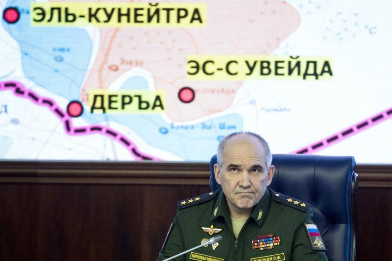 Sergei Rudskoi