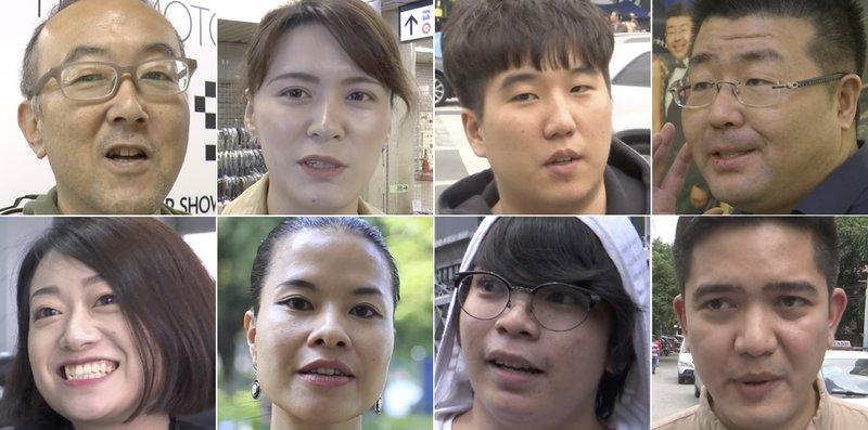 Yoh Kawakami, Yumu Katsuyama, Ock Hyun-woong, Ding Chenling, Zhao Yingran, Bach Ngoc Lien, Jeanne Vivar, Lorenzo Nakpil