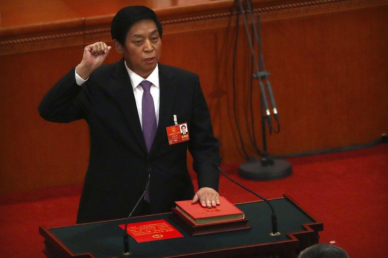 Li Zhanshu