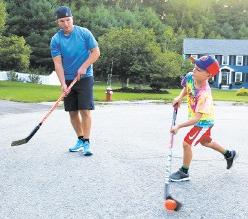 For Aucoin, It's the End of a Very Long Road Through Hockey World