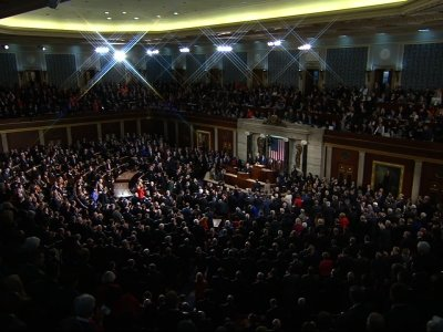 AP Fact Checks the State of the Union Address