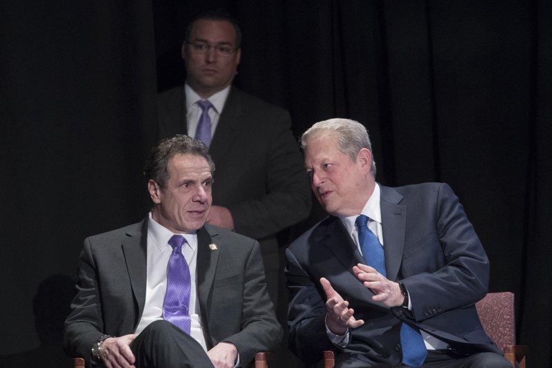 Al Gore, Andrew Cuomo