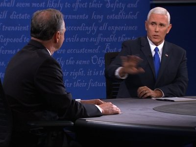 Pence: Trump Used Tax Code 'Brilliantly'