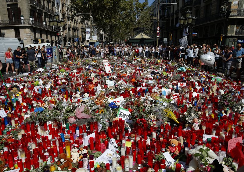 The Latest: Imam linked to Spain attacks served prison time