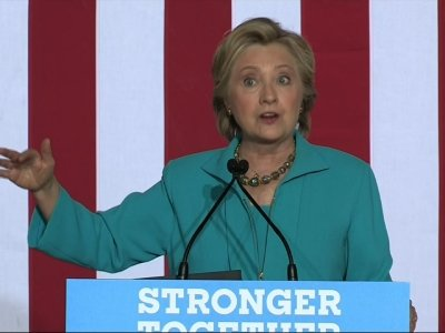 Clinton Says of FBI Review, 'Put it All Out'