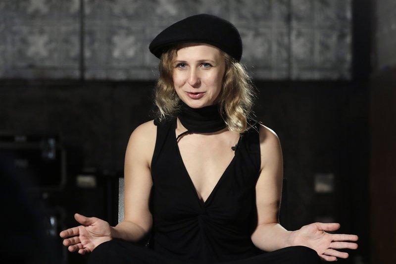 Maria Alekhina, Nadezhda Tolokonnikova