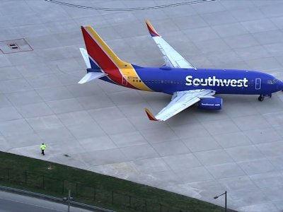 Passengers Describe Blown Engine Landing