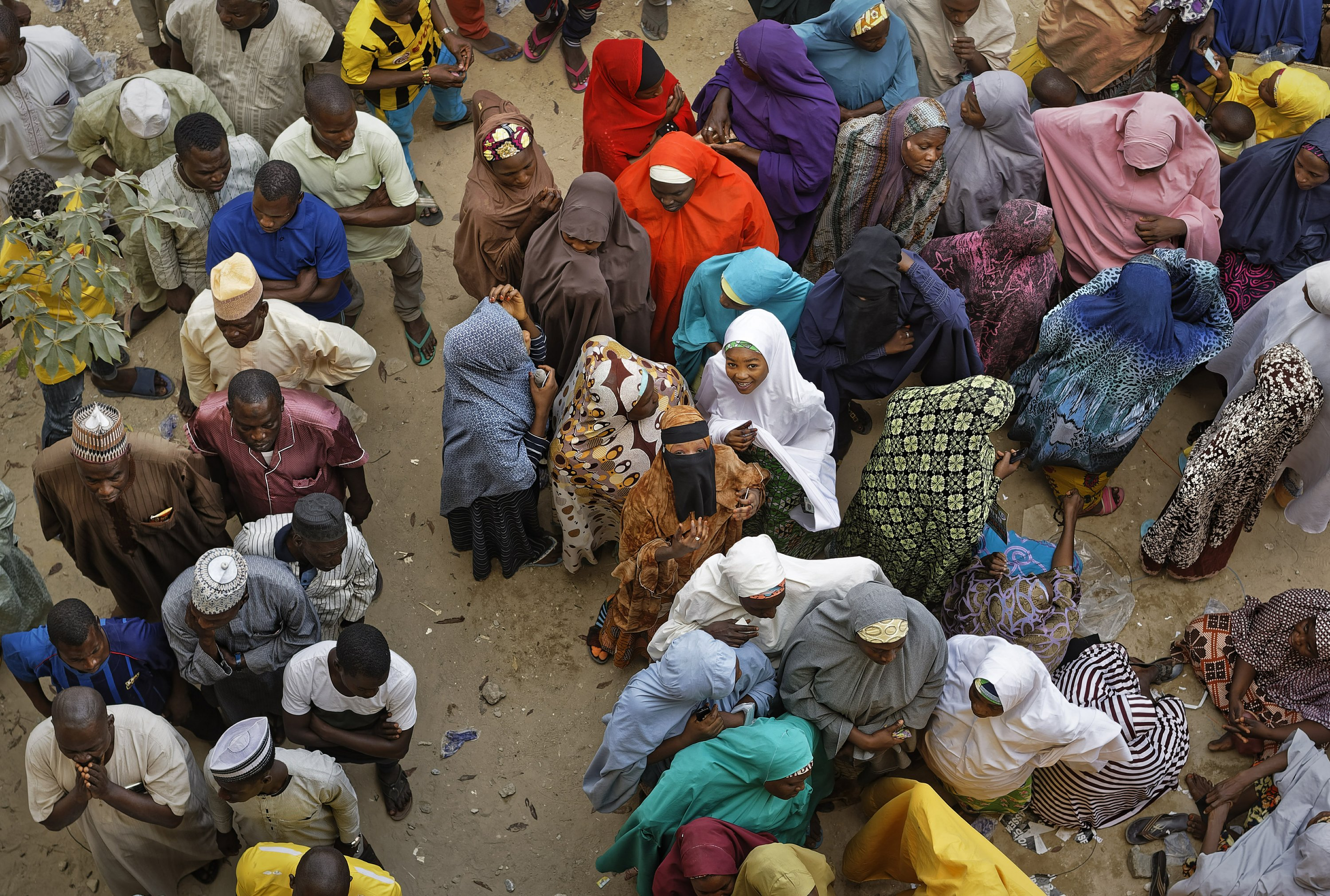Counting starts in Nigeria's delayed poll marked by violence