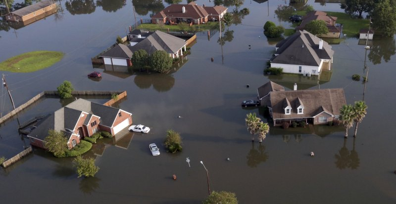 The Latest Confirmed Harvey Related Death Toll Now 42