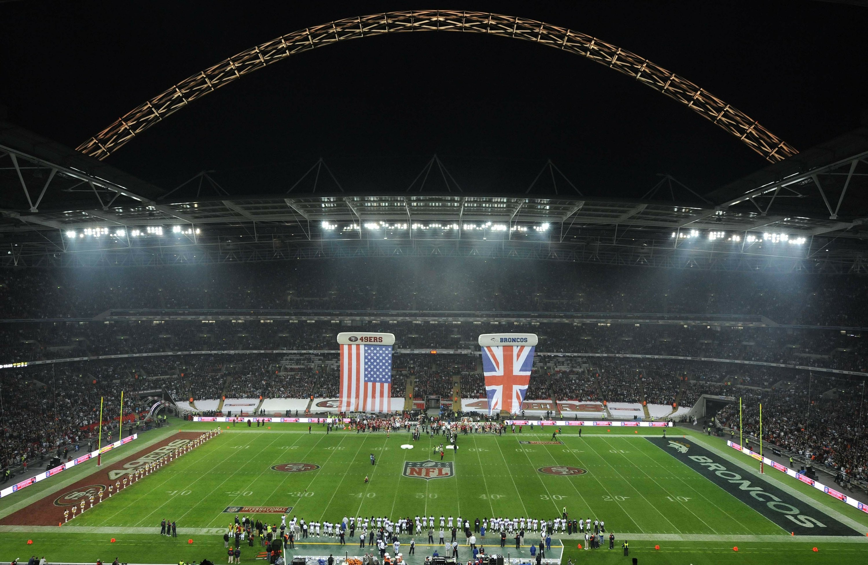 Jaguars owner Shahid Khan makes offer to buy Wembley Stadium