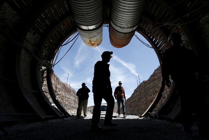 Some in rural Nevada see benefits in nuclear repository plan