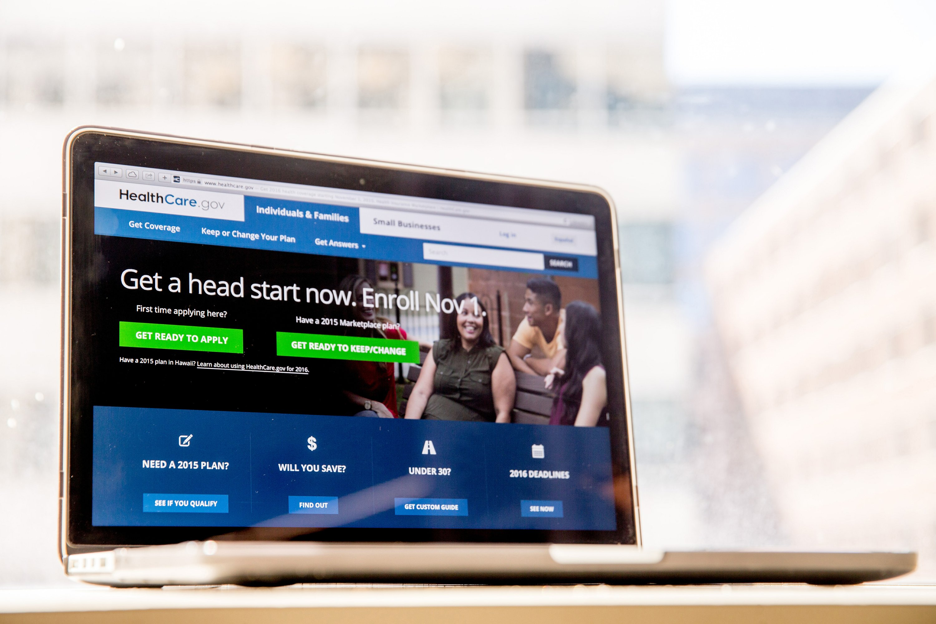 Progress slows on uninsured as health law blame game goes on