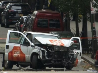 NY Police: Truck Attacker Planned For Weeks