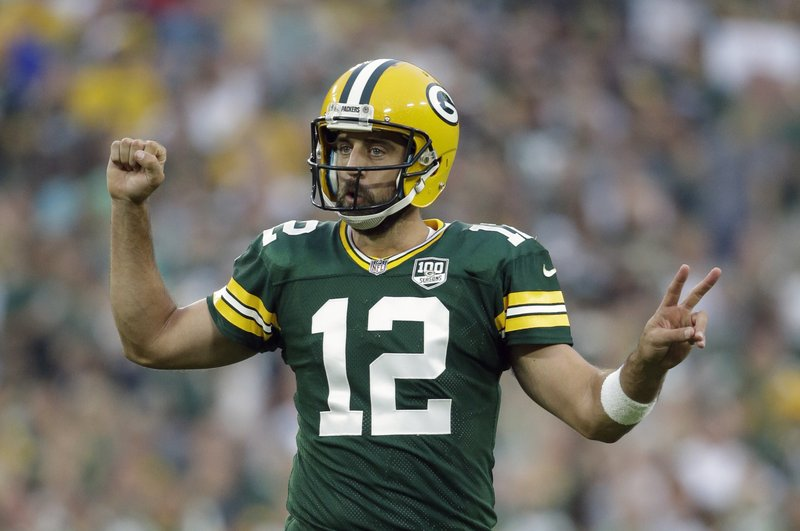 Aaron Rodgers gets his new deal   134 million extension 9f70f5fe2