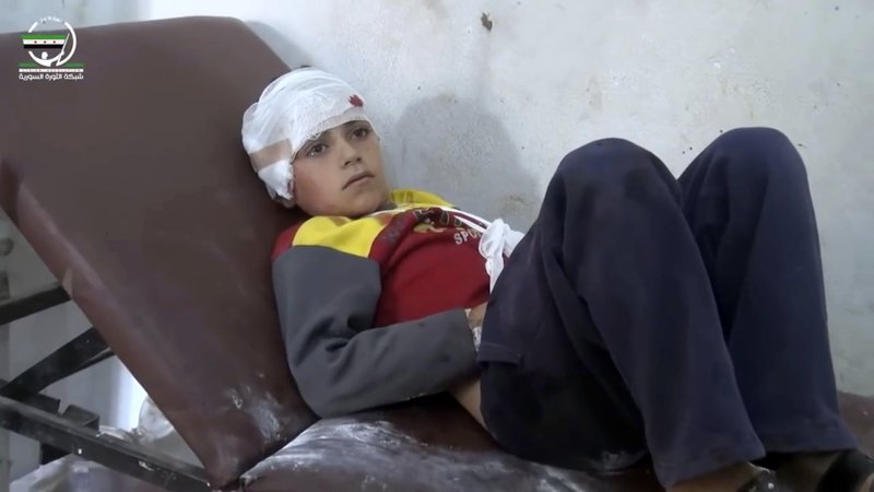 7 years of war have taken a high toll on Syria's children