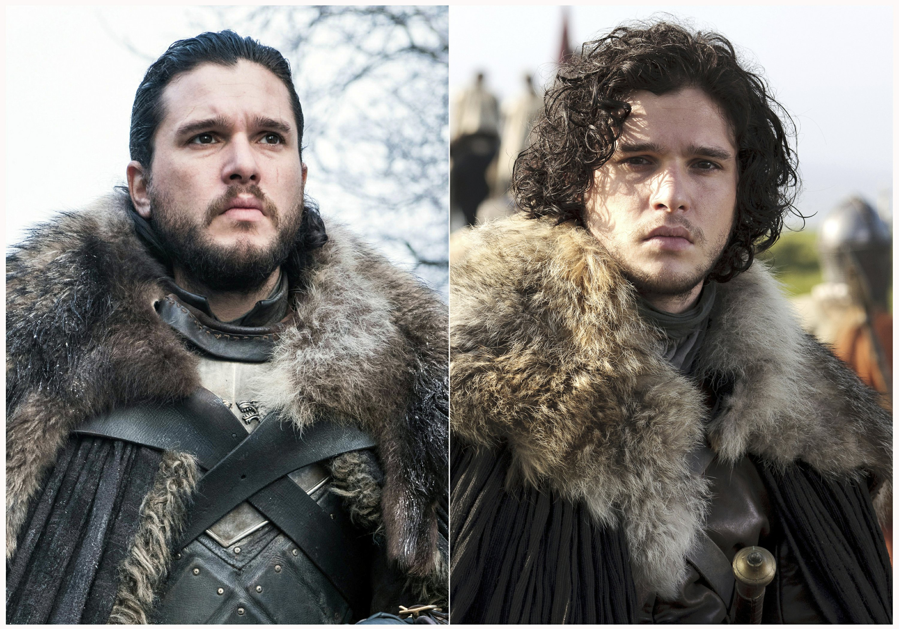 Fire, ice and puberty: How 'Thrones' characters have grown