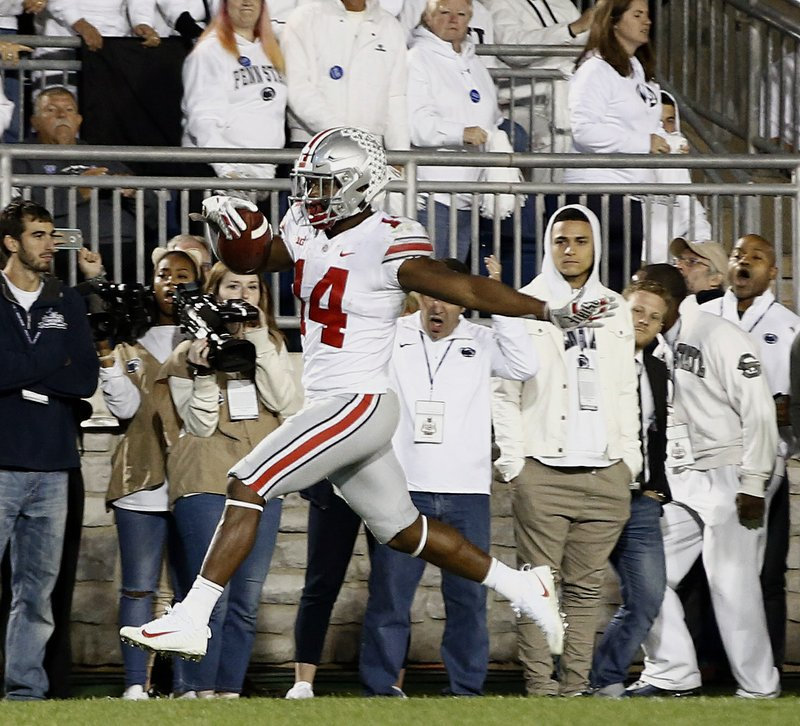 best service faa03 01c06 No. 4 Ohio St rallies in 4th to beat No. 9 Penn State, 27-26