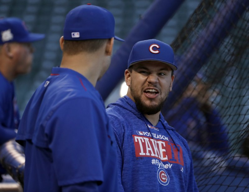 Kyle Schwarber, Anthony Rizzo